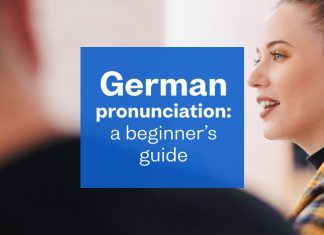German pronunciation: a beginner's guide